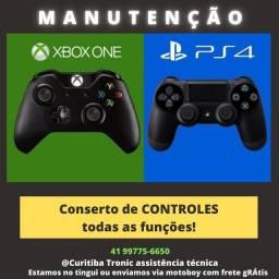 Controle Playstation ou Xbox