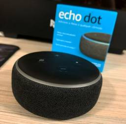 Caixa de som Inteligente Echodot Alexa