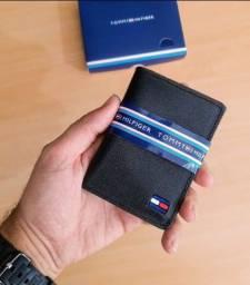 Título do anúncio: Porta Cartões Preto Preto