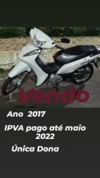 Título do anúncio: Honda Biz 110i 2017