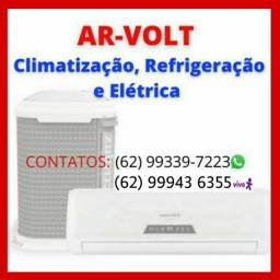 Título do anúncio: Instalação de Ar-Condicionado