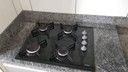 Título do anúncio: Fogão Cooktop a Gás Philco 4 Bocas Chef Bisote 4 Bivolt ? Preto