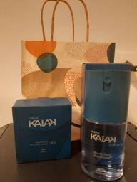 Título do anúncio: Kit 1 desodorante kaiak + sabonete