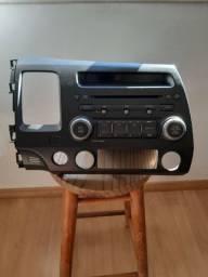 Rádio Original Honda Civic G8