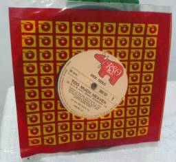 """LP  Bee Gees - Rest your love on me - 7"""""""