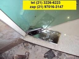 Título do anúncio: Mola Hidraulica de piso para  Porta de vidro temperado blindex