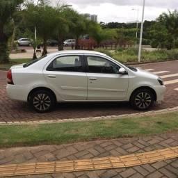 Etios Platinum/Sedan,16/16,85.000km,Unico Dono(Ler anuncio completo)