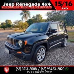 Jeep RENEGADE LONGITUDE 2.0 TB DIESEL 4X4 AUT