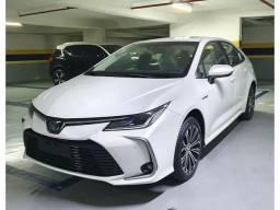 Título do anúncio: Toyota Corolla 2022 1.8 vvt-i hybrid flex altis cvt