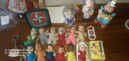 Fofolete lindas ESTRELA anos 70 Coleção com 12 bonequinhas