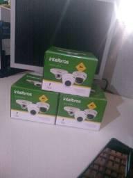 Câmeras dome - Intelbras