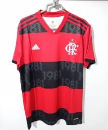 Camisa Flamengo 2021 - M