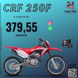Título do anúncio: Motos Honda CRF 250f