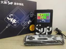 Mini Videogame Portátil Sup - 2 Jogadores - 400 Jogos