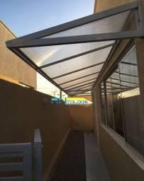 Pergolado toldos de porta e janelas garagem