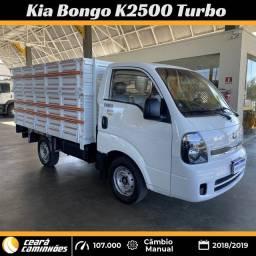 Título do anúncio: Kia Bongo Turbo K 2.500 4x2 2018/2019