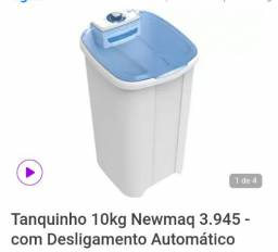 Tanquinho Newmaq 10 kg