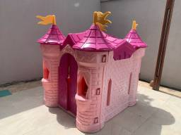 Castelo Princesa Disney Xalingo