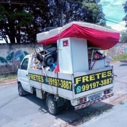 Título do anúncio: FRETE VILA BRASÍLIA