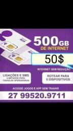 Internet no seu celular