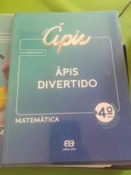 Projeto Apis matemática 4 ano
