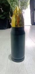 Garrafa térmica formato Bala 350Ml
