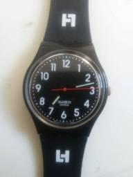 Título do anúncio: Relógio SWatch ORIGINAL. PRETO