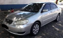 Corolla XEI 1.8 2007 GNV 5a geração