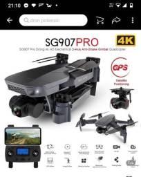 Vendo um drone SG 907 com GPS/FPV novo zero.