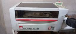 Título do anúncio: laser ls 100 gravograph