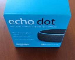 Título do anúncio: Echo Dot 3ª Geração Praticamente Nova!