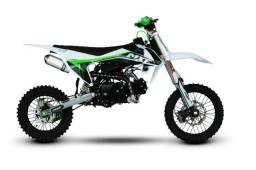 Mini moto mxf 110cc nova verde