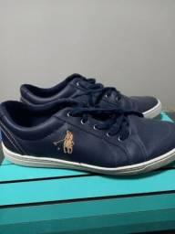 Título do anúncio: Sapato masculino  número 41 marca Polo