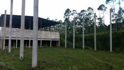 Pilar pré-moldado pré-fabricado concreto galpão * barbada