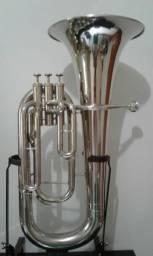 Bombardino (Euphonium) Weril H612 Dó # Parcelo 12x