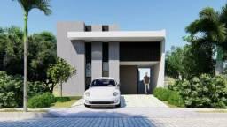 Casa com 96m, 3q, suíte, no Park Ville Residence Prive