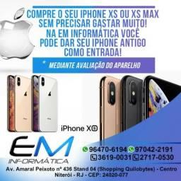 Compre seu Iphone Xs ou Xs Max sem gastar Muito - Aceitamos o seu como parte de pagamento!