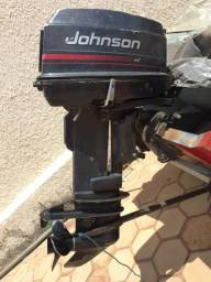 Motor Johnson 30hp - 1996