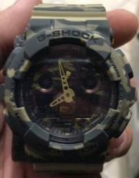 9f9c2a266be Relógio Casio G-Schok borracha