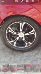 Rodao universal aro 15 com pneus novos