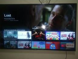 Vende_se tv nova no plástico smart