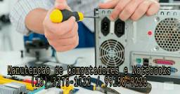 Manutenção de computadores e notebooks (SÃO CARLOS)