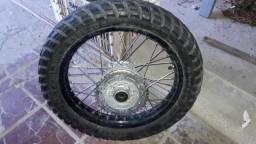 Roda de xre 300 aro 18