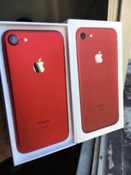 Iphone 7 Red, 128Gb. 2 MESES DE USO!!!!!