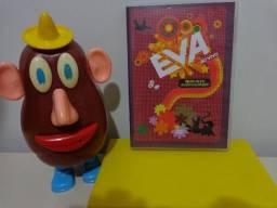 DVD Banda Eva - Veja Alto Ouça Colorido - Novo