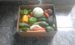 Caixa de legumes