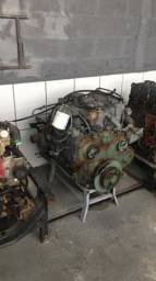 Motor mwm x10 4c parcial