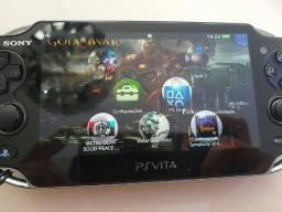 Sony Ps vita desbloqueado 3g