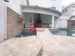 Casa de condomínio para alugar com 3 dormitórios em Canto do forte, Praia grande cod:1251