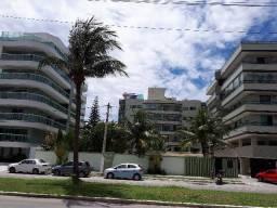 Apartamento Aluguel Temporada Cabo Frio Cobertura dúplex vista mar 02 quartos Internet